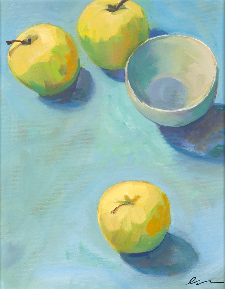 Yellow Apples_howiseeit